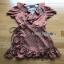 Crepe Lady Ribbon Mini Dress มินิเดรส thumbnail 9