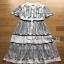 Lady Ribbon Lace Shirt Dress เชิ้ตเดรสผ้าลูกไม้สีขาว thumbnail 5