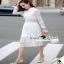 Seoul Secret Lovely Ladiest Lace Dress thumbnail 1