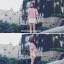 เสื้อแฟชั่นเกาหลีลายสก็อตมี 2 สี thumbnail 6