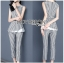 Lady Ribbon Top and Pants Set เซ็ตเสื้อแขนกุด thumbnail 5