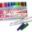 ปากกาสีน้ำ ตราม้า 24 สี H-110 thumbnail 1