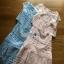 Lady Ribbon Melanie Sweet Dress เดรสกระโปรงจับจีบ thumbnail 5