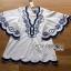 Lady Ribbon Online เสื้อผ้าออนไลน์ขายส่ง lady ribbon เสื้อผ้า LR14150816 Lady Rachel Summery Classic Dress เดรสปักและตกแต่งลาย thumbnail 6