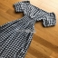 Lady Ribbon Country Style Check Cotton Dress เดรสผ้าคอตตอน thumbnail 8