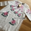 Lady Ribbon Sweet Pinky English Roses Embroidered Dress thumbnail 4