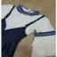 เสื้อผ้าพื้นขาวยีนส์แฟชั่นสีฟ้า thumbnail 7