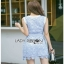 Lace Dress เดรสแขนกุดผ้าลูกไม้ thumbnail 6