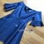 Lady Ribbon Denim Mini Dress ขายมินิเดรส thumbnail 8