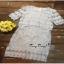 ชุดเดรสเกาหลีผ้าลูกไม้สไตล์งานแบรนด์ thumbnail 5