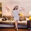 Daisy Premium Collection Lace Dresses แมกซี่เดรส thumbnail 2