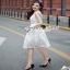 Seoul Secret Lovely Ladiest Lace Dress thumbnail 4