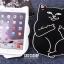 เคสซิลิโคน แมวดำ แมวขาว (เคส iPad Air 2) thumbnail 7