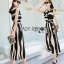 Graphic Printed Lady Ribbon Jumpsuit thumbnail 4