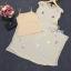 Lady Ribbon ออนไลน์ เสื้อผ้าออนไลน์ พร้อมส่งของแท้ SV02130716 &#x1F389Sevy Rising Star Knit Dress thumbnail 5