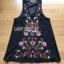 Lady Penelope Lady Ribbon cotton Dress ขายส่งเดรสแขนกุด thumbnail 8