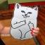 เคสซิลิโคน แมวดำ แมวขาว (เคส iPad Air 2) thumbnail 4