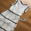 Lady Ribbon Aerin Black and White Lace Dress thumbnail 6