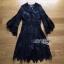 Cotton Mini Dress Lady Ribbon มินิเดรสผ้าคอตตอน thumbnail 4
