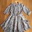 Lady Ribbon Online เสื้อผ้าออนไลน์ขายส่ง Lady Ribbon เสื้อผ้า LR06180816 &#x1F380 Lady Ribbon's Made &#x1F380 Lady Lucie Julie Sweet and Pure White Daisy Printed Pale Blue Dress เดรสสีฟ้าอ่อน thumbnail 5