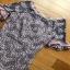 Grey & Pink Lace Dress Lady Ribbon เดรสเทาชมพู thumbnail 6