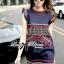 Lady Ribbon Cotton Dress เดรสผ้าคอตตอนปักลาย thumbnail 4