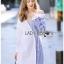 Shirt Dress Lady Ribbon ขายเชิ้ตเดรส thumbnail 4