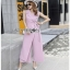 Lady Cathy Minimal Chic Ribbon Jumpsuit จัมป์สูทแต่งริบบิ้น thumbnail 3