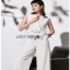Lady Ribbon Lady Katheryn Minimal Chic Belted Jumpsuit thumbnail 8