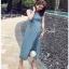 Lady Cathy Minimal Chic Ribbon Jumpsuit จัมป์สูทแต่งริบบิ้น thumbnail 4