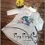 VP05310816 Luxurious White Silk Embroidered Shirt Dress เดรสเชิตงานปักสไตล์วินเทจสวยมาก thumbnail 5