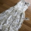 Lady Ribbon Amanda Flower Embroidered Tulle Dress thumbnail 9