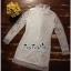 Lady Ribbon Online เสื้อผ้าแฟชั่นออนไลน์ขายส่ง เลดี้ริบบอนของแท้พร้อมส่ง Veryverypreppy เสื้อผ้า VP08240716 Luxury Lace White embroidery dress thumbnail 5