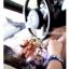 AD1617 - สร้อยข้อมือ,กำไลข้อมือ,กำไล,สร้อยข้อมือทอง,กำไลทอง,เครื่องประดับ punk style rivet bracelet thumbnail 8