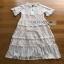Lady Ribbon Chic Ivory Lace Maxi Dress thumbnail 8