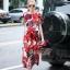 Lady Ribbon Online เสื้อผ้าออนไลน์ขายส่ง Normal Ally เสื้อผ้า,NA06220816 &#x1F389Normal Ally Present D&G Apple Summer casual set&#x1F389 (เสื้อ + กางเกง) thumbnail 3