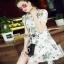 Lady Ribbon Lizzy Lace Mini Dress thumbnail 3