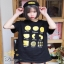เสื้อผ้าแฟชั่นเกาหลีสวยๆmini dress ผ้ายืดเนื้อดี thumbnail 2