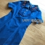 Lady Ribbon Sara Denim Mini Dress with Buttons thumbnail 8