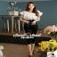 Seoul Secret Lace Belling Playsuit ทรงสวยดูมีคลาส thumbnail 3
