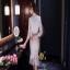ดเดรสแฟชั่นเกาหลีผ้าลูกไม้ thumbnail 7