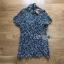 Lady Ribbon Mini Flower Lace Top ขายเสื้อทรงคอสูง thumbnail 7
