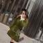 เสื้อคลุมแฟชั่นผ้าหนาป้ายเกาหลี thumbnail 5