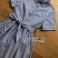 Shirt Dress Lady Ribbon ขายเชิ้ตเดรส thumbnail 3