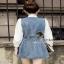 Seoul Secret เดรสเชิ้ตลุคสาวเก๋สมาร์ท thumbnail 4