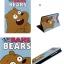 เคสการ์ตูน We BARE BEARS (เคส iPad mini 4) thumbnail 10