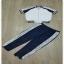 เสื้อขาวแขนกรมกางเกงยางยืด thumbnail 5