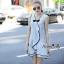 Lady Ribbon Online เสื้อผ้าออนไลน์ขายส่ง Normal Ally เสื้อผ้า NA12150816 &#x1F389Normal Ally Present pastel blue and lace summer dress&#x1F389 (เดรสผ้าสวย , ซับในต่อชายลูกไม้ค่ะ) thumbnail 5