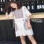 Lady White Lace Dress เดรสผ้าลูกไม้สีขาว thumbnail 1