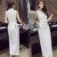 Lady Ribbon Suit Dress ขายสูทเดรส thumbnail 4